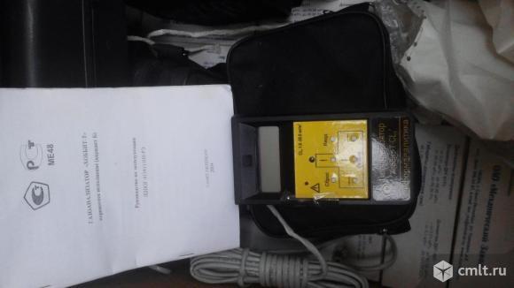 Продам переносной газоанализатор хоббит с хранения в отличном состоянии. Фото 1.