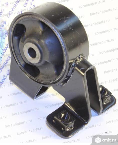 Полушка двигателя передняя левая матиз. Фото 1.