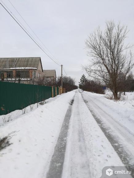 Рамонский район, Чертовицы, Стройдеталь СНТ. 10 соток, газ. Фото 1.