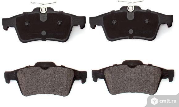Колодки тормозные задние Ford Focus 2, Mazda 3. Фото 1.