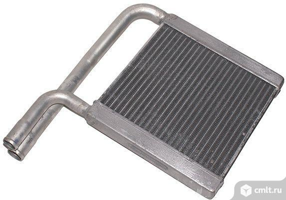 Радиатор печки гранта. Фото 1.