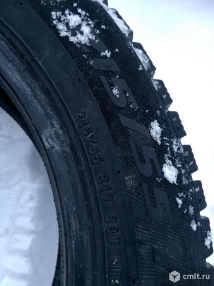 Pirelli 215/55/17. Фото 7.