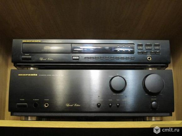 Аудиосистема Marantz. Фото 1.
