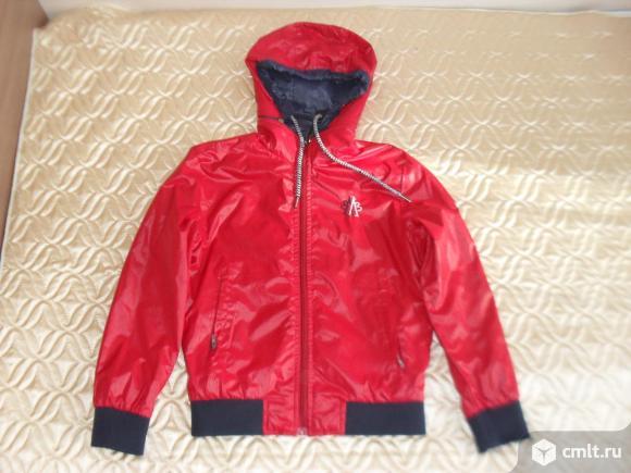 Продается детская куртка-ветровка. Фото 3.