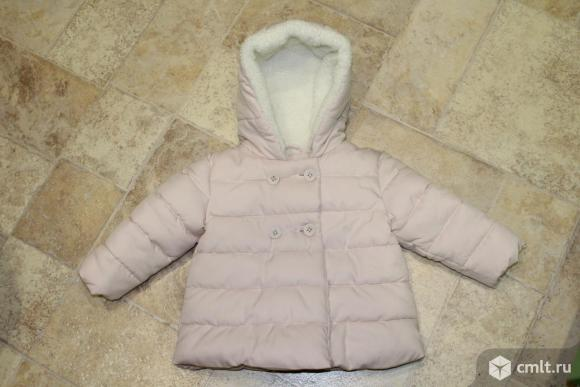 Продам. Куртка фирмы Baby Go весна-осень для девочки.. Фото 1.