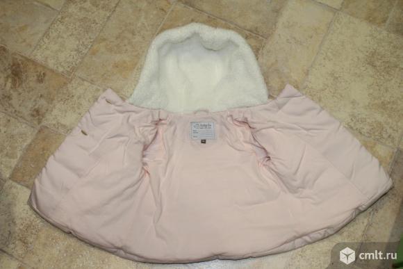 Продам. Куртка фирмы Baby Go весна-осень для девочки.. Фото 3.