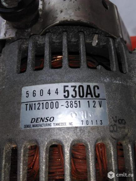 генератор. Фото 1.