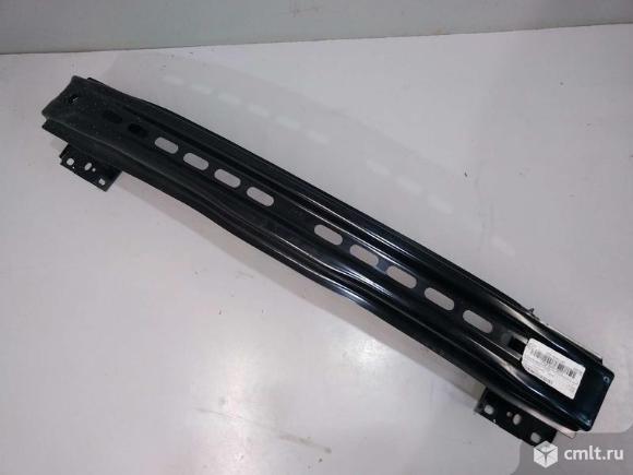 Усилитель бампера переднего SKODA OCTAVIA A7 13- б/у 5E0807109F 4*. Фото 1.