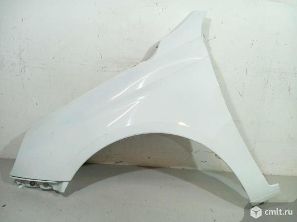 Крыло переднее левое LADA VESTA 15- б/у 8450039382 3*. Фото 1.