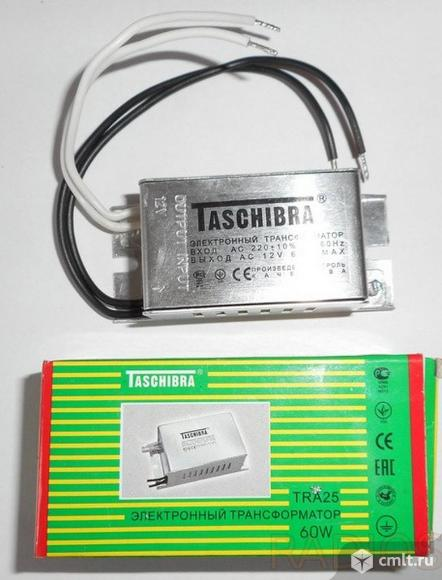 Трансформатор электронный,дроссель. Фото 1.