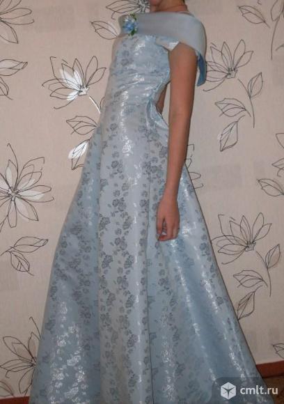 Выпускное платье. Фото 1.