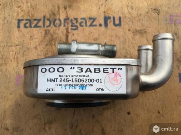 Теплообменник УМЗ 4216 Эвотек Газель Бизнес Некст. Фото 1.
