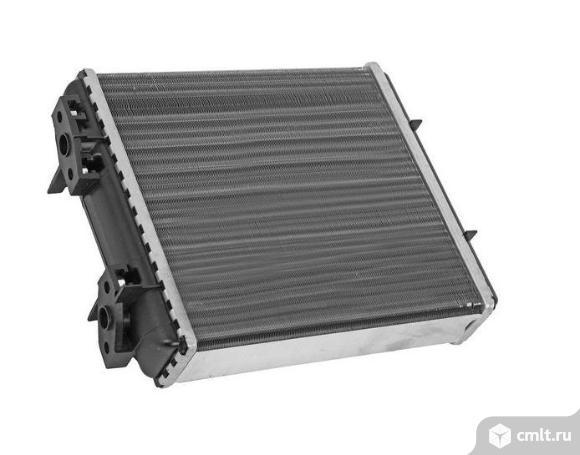 Радиатор печки ВАЗ 2105 2107. Фото 1.
