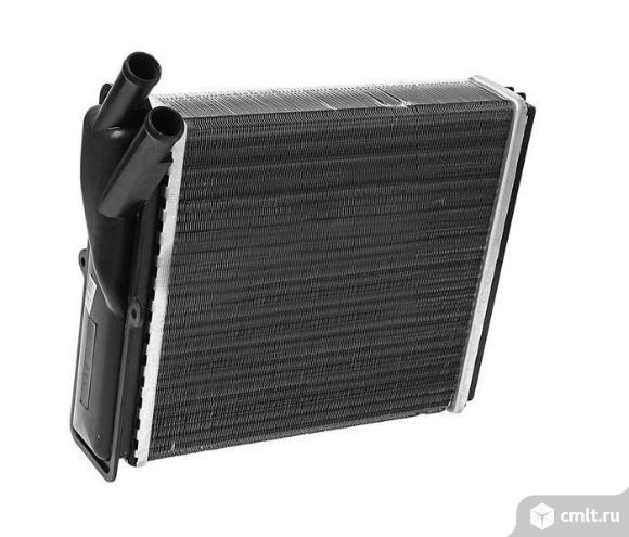 Радиатор печки Нива Шевроле. Фото 1.
