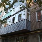 остекление балконов.Остекление лоджий. Отделка балконов.Встроенные шкафы.Обивка балконов сайдингом