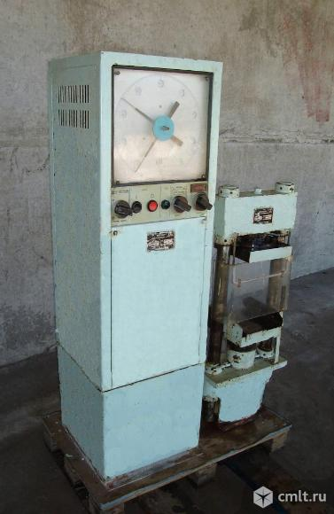 Продам лабораторный пресс МС-100 усилием 10 тс. Фото 1.