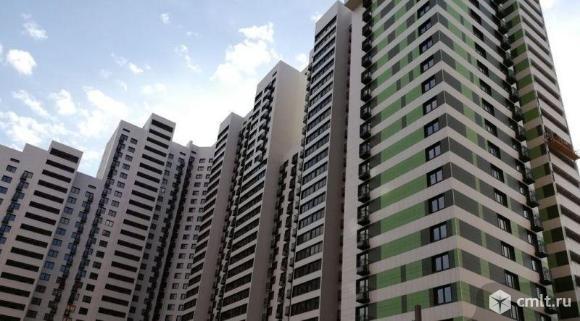 1-комнатная квартира 39,5 кв.м. Фото 2.
