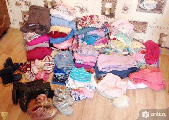 Одежда пакетом от 0 до 4-5 лет. Фото 3.