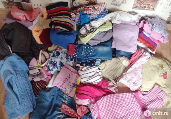 Одежда на 2-5 лет. Фото 1.