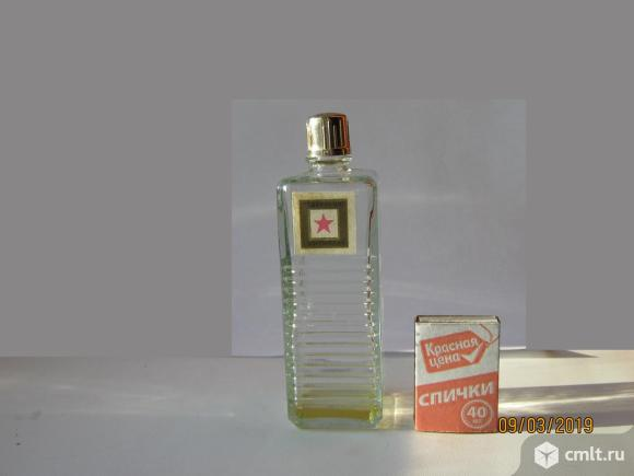 "Флакон одеколона ""Балтийский"", СССР, винтаж.. Фото 4."
