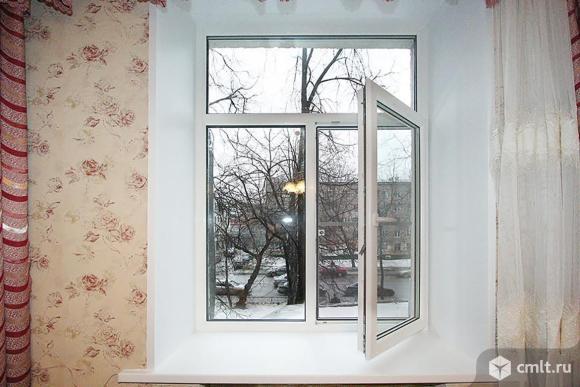 Окно пластиковое. Фото 1.