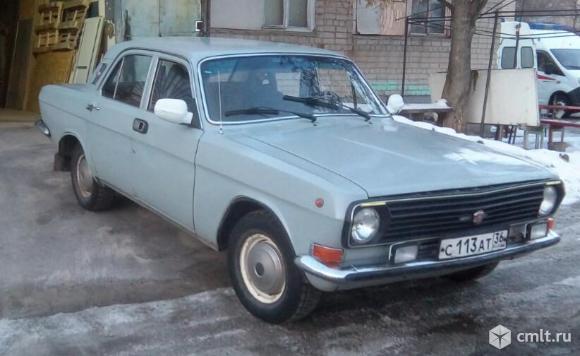 ГАЗ 24-Волга - 1975 г. в.. Фото 1.