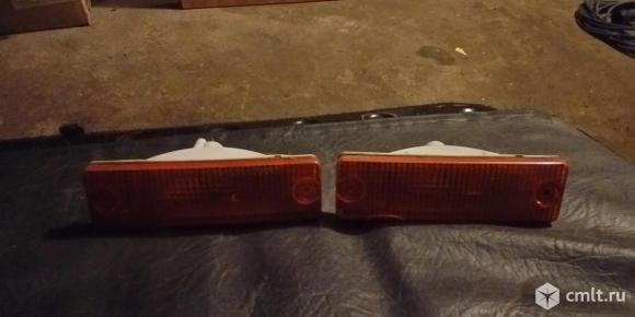 Поворотники бампера на Мазду 626 GC. Фото 1.
