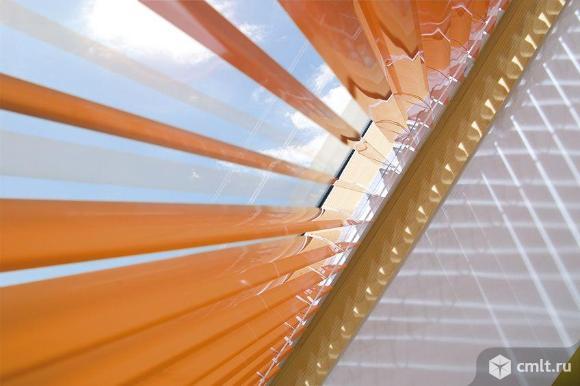 Жалюзи для мансардных окон. Фото 1.