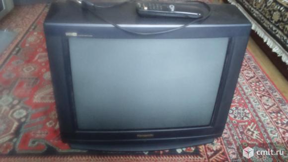 Телевизор кинескопный цв. Panasonic TC-25V70R. Фото 13.