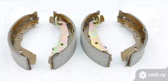 Колодки тормозные задние акцент тагаз. Фото 1.