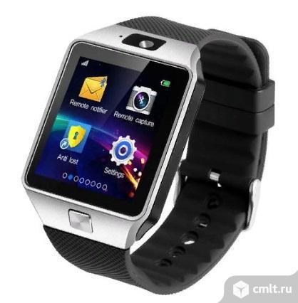 Как новые смарт-часы dexp Otus S2 3G. Android. Фото 1.