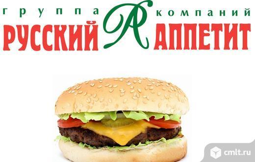 Сборщик бутербродов. Фото 1.