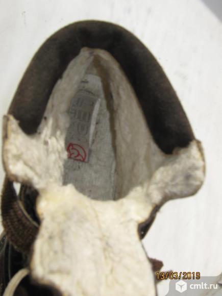 Детские ботиночки Lepi, р.27, кожа, Италия.. Фото 7.