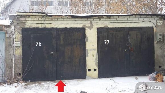 Капитальный гараж 38,1 кв. м Робот-2. Фото 1.