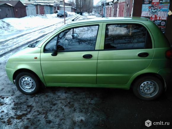 Daewoo Matiz - 2007 г. в.. Фото 1.