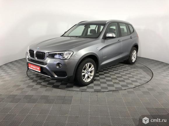 BMW X3 - 2014 г. в.. Фото 1.