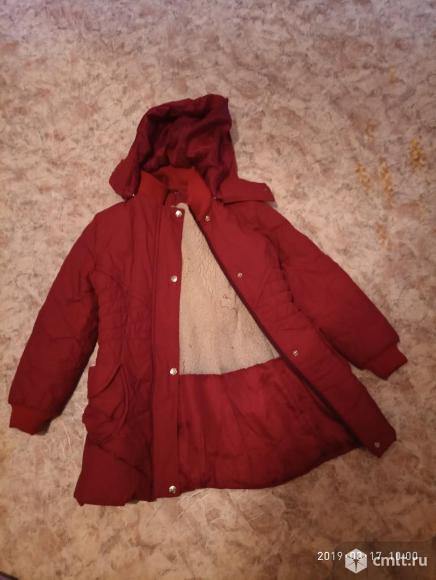 Куртка подклад утеплитель. Фото 1.