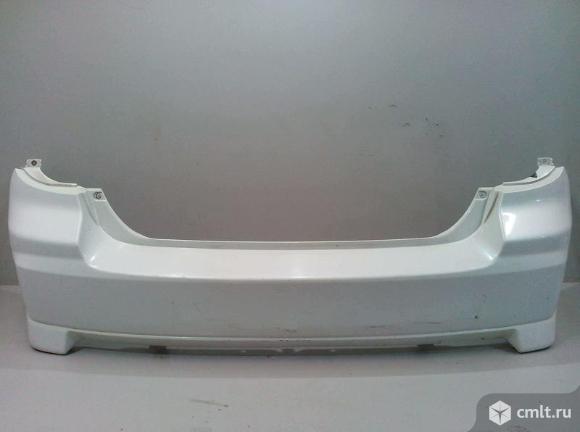 Бампер задний SUZUKI LIANA 04-08 универсал AERIO SX AWD SPORT WAGON б/у 7181159J00799 7181159J00 3*. Фото 1.