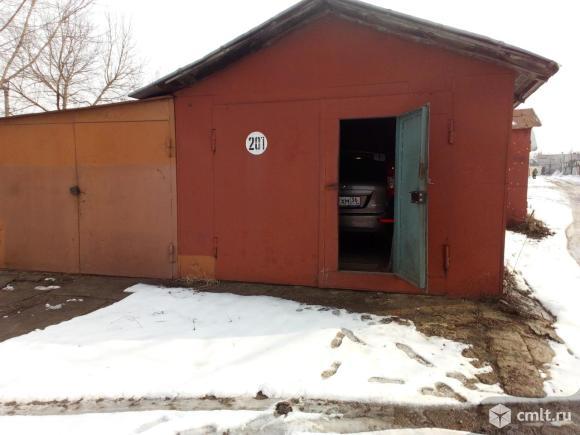 Металлический гараж 41 кв. м Тельмановец. Фото 1.
