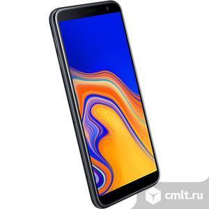 Смартфон Samsung Galaxy J6  (J600F/DS 2018г). Фото 1.