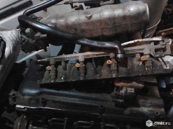 Двигатель. Фото 1.
