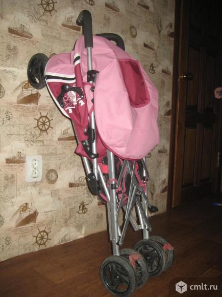 Детская прогулочная коляска. Фото 5.