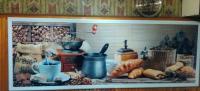 Картина панно в деревянной раме