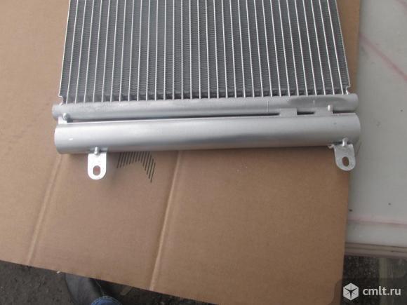 Volkswagen Polo Sedan радиатор кондиционера, номер 6R0820411D