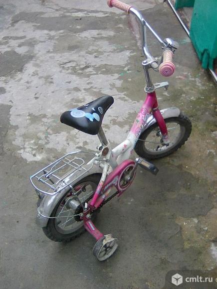 Подросковый велосипед. Фото 1.
