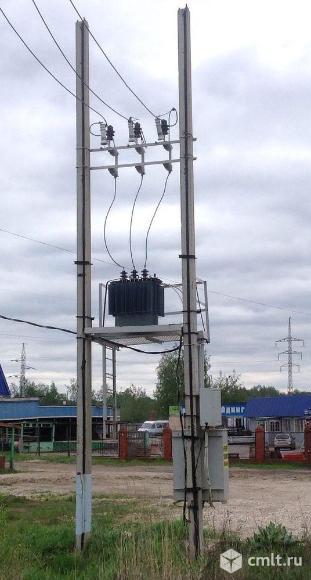 Мачтовые МТП и Столбовые СТП трансформаторные подстанции мощностью 25…250 кВА. Фото 3.