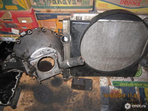 Двигатель Камминз 2.8. Фото 4.