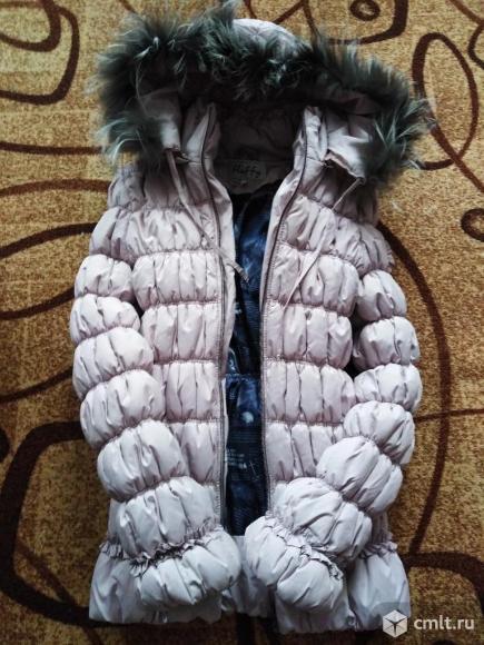 Новая тёплая куртка. Фото 1.