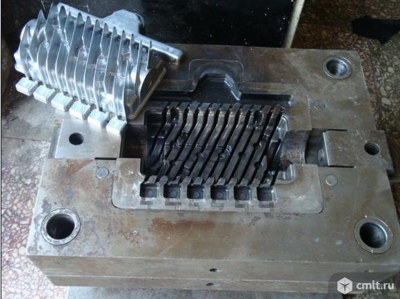 Ремонт пресс-форм металлических. Фото 1.