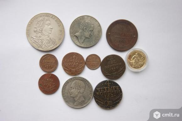 Разные монеты. Фото 6.
